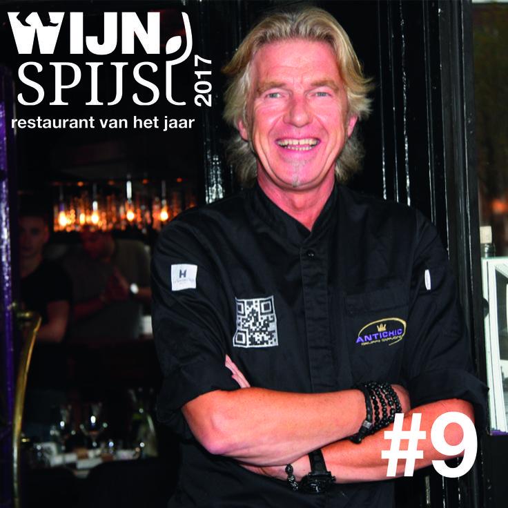 10 X De Beste WijnSpijs Restaurants van Nederland! : WijnSpijs Magazine  No. 9 AntiChic   Rotterdam