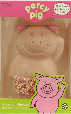 Percy Pig Easter Egg!