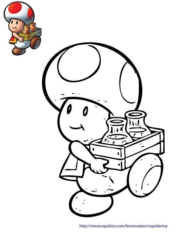 Toad Coloring Pages : coloring, pages, Mario, Coloring, Pages, Print, Getcoloringpages, Puppy, Pages,, Printable, Christmas, Super