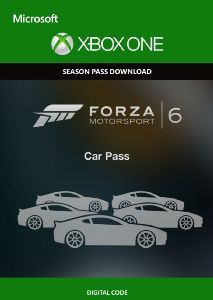 Forza Motorsport 6 Car Pass - Xbox One [Digital Download Add-On]