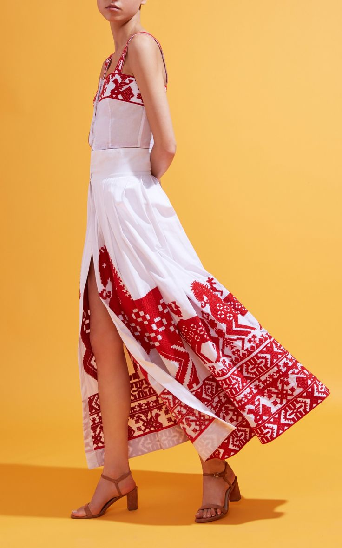 Cotton Herd Set by Yuliya Magdych