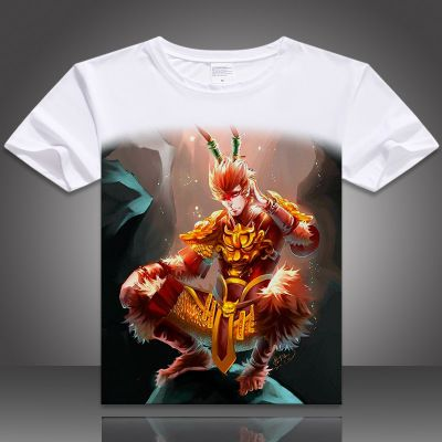 We love it and we know you also love it as well Monkey King: Hero is Back T-shirt Flim Son Goku Cosplay T Shirt Short Sleeve Tees just only $14.51 with free shipping worldwide  #tshirtsformen Plese click on picture to see our special price for you