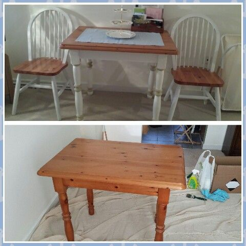 My DIY furniture painting project #1 shabby chic style using chalk paints