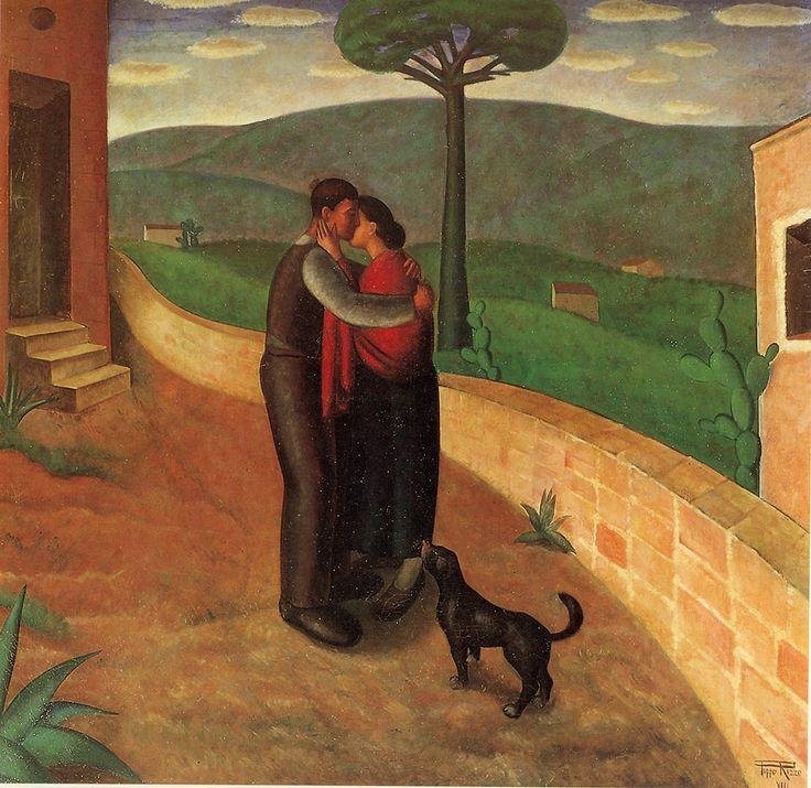 la dipartita, 1930