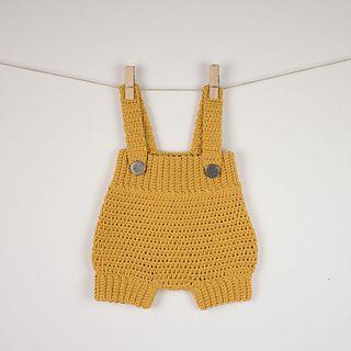 Knitting Pattern Baby Jumpsuit : Best 25+ Crochet romper ideas on Pinterest Short jumpsuit, Free baby croche...