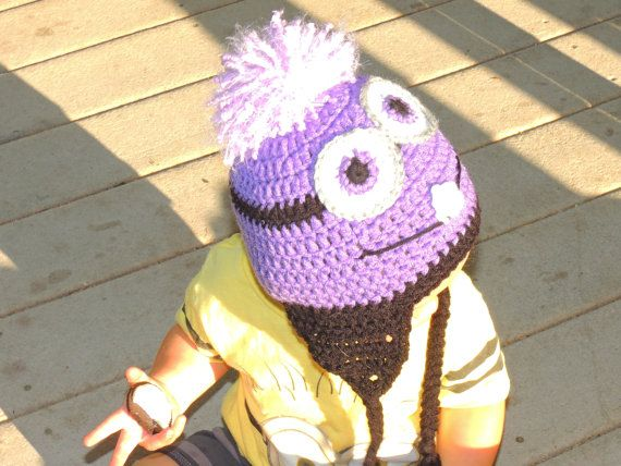310 Best Crochet Despicable Me Images On Pinterest Hand Crafts