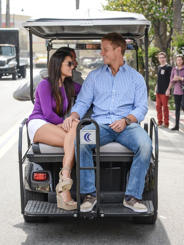 Sean Lowe & Catherine Giudici Are In 'Honeymoon Phase' — Interview