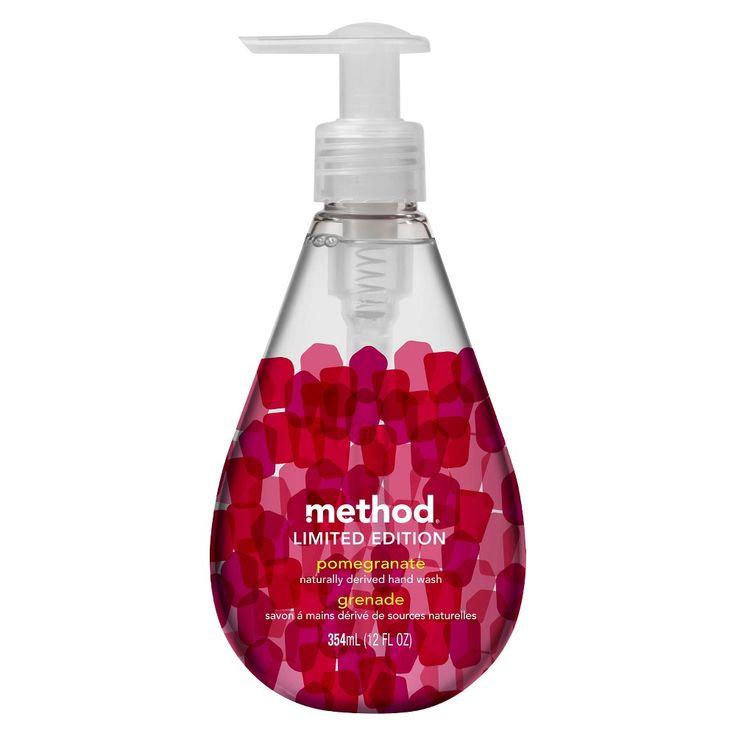 Method Hand Soap, Pomegranate - 12 Fl Oz