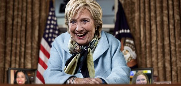 How the Budget Deal Paves the Way for President Hillary Rodham Clinton - The Rush Limbaugh Show. Evil Witch!
