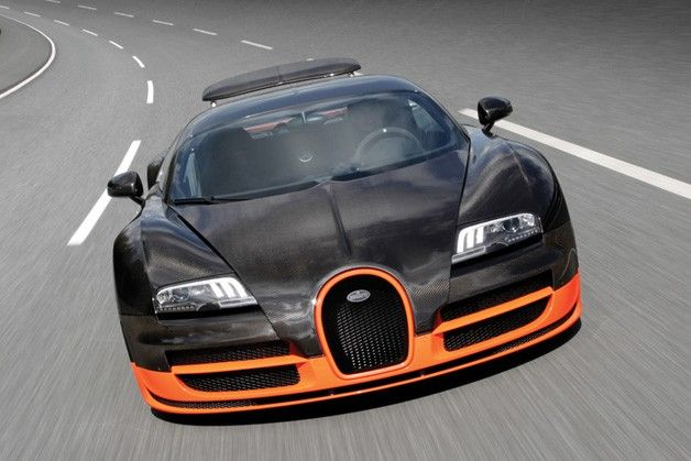 Guinness reconfirms Bugatti Veyrons world record top speed