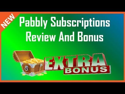 Pabbly Subscriptions Review | Pabbly Subscriptions Bonus - YouTube
