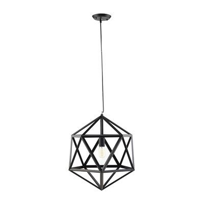 Modway EEI-1580 Hadron Large Metal Chandelier