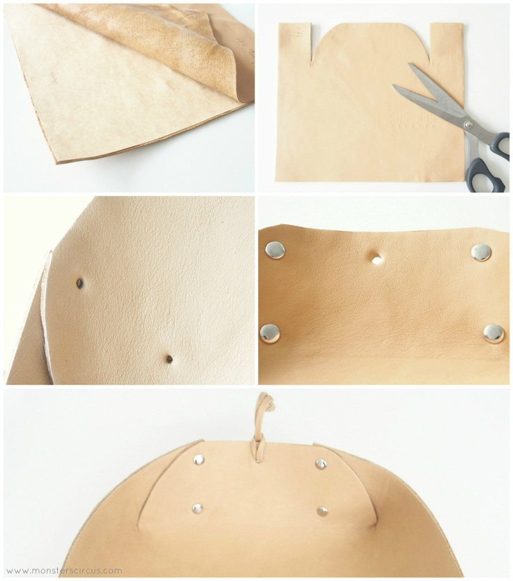 Dustpan DIY