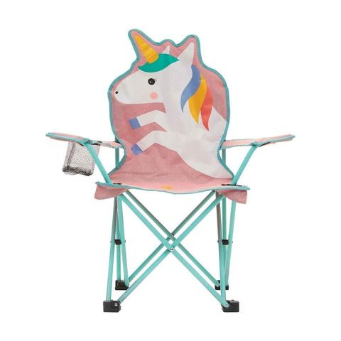 Kids Camp Chair Unicorn
