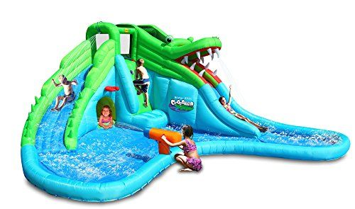 Duplay® Crocodile Double Water Slide and Paddling Pool Duplay http://www.amazon.co.uk/dp/B00QRR6M20/ref=cm_sw_r_pi_dp_cJtMvb1JPD5W4