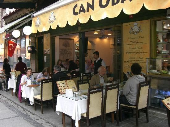 Can Oba restaurant