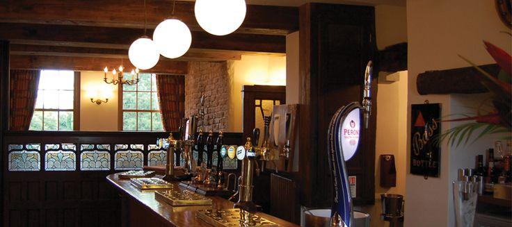 Eat, Drink & Sleep at The Badger Inn Church Minshull