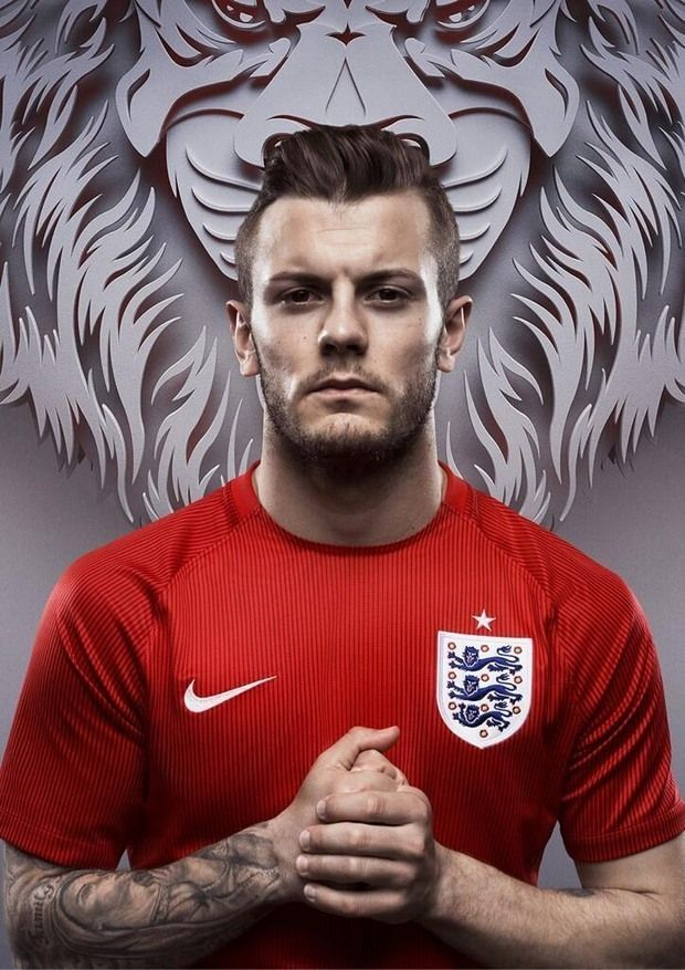 Nike Football: England Kit Launch by Ilovedust