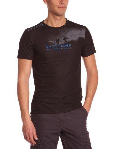 Intéressé par les vêtements de randonnée ? Profitez de nos promotions homme de -20% à -50%*. Visitez également notre boutique Randonnée et Camping.  Millet To Explore T-Shirt manches courtes homme Noir S MILLET, http://www.amazon.fr/dp/B009QZGTA0/ref=cm_sw_r_pi_dp_Izfksb1WY8Y8A