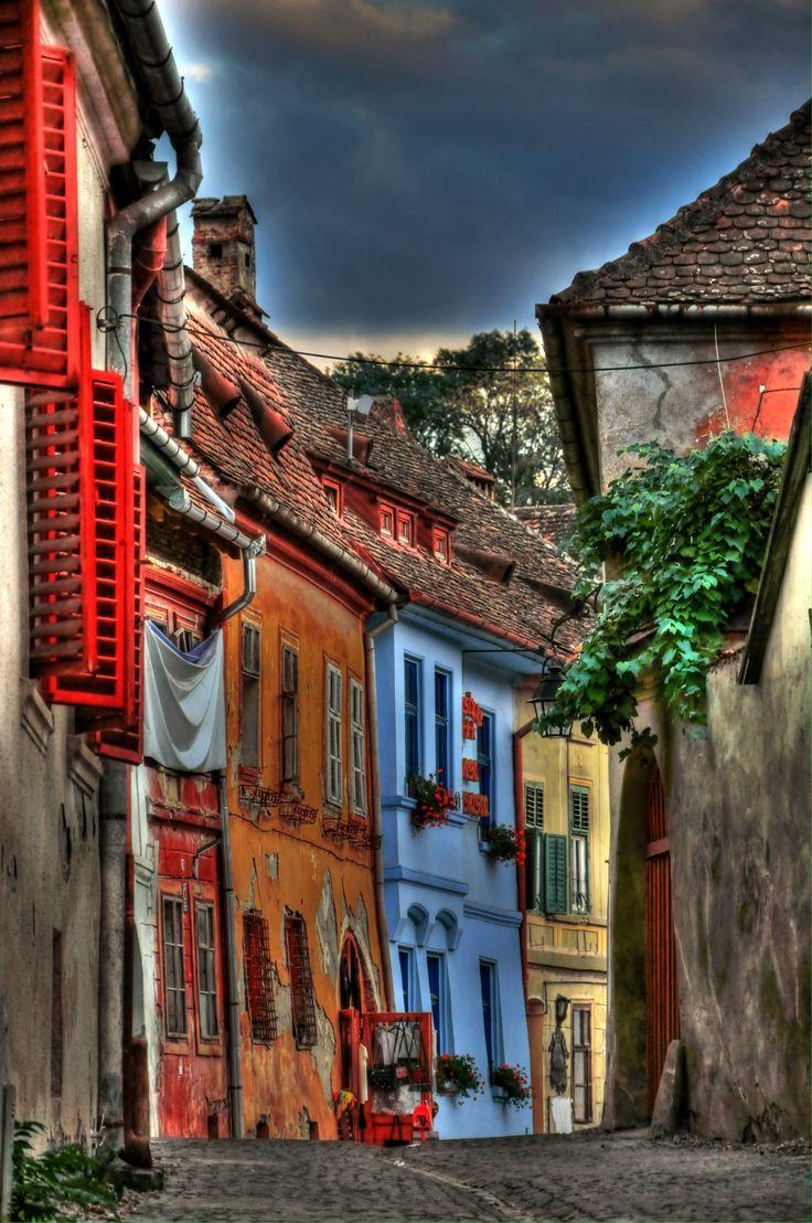 Sighisoara - Romania by Cristian Klaus Maxim Babin