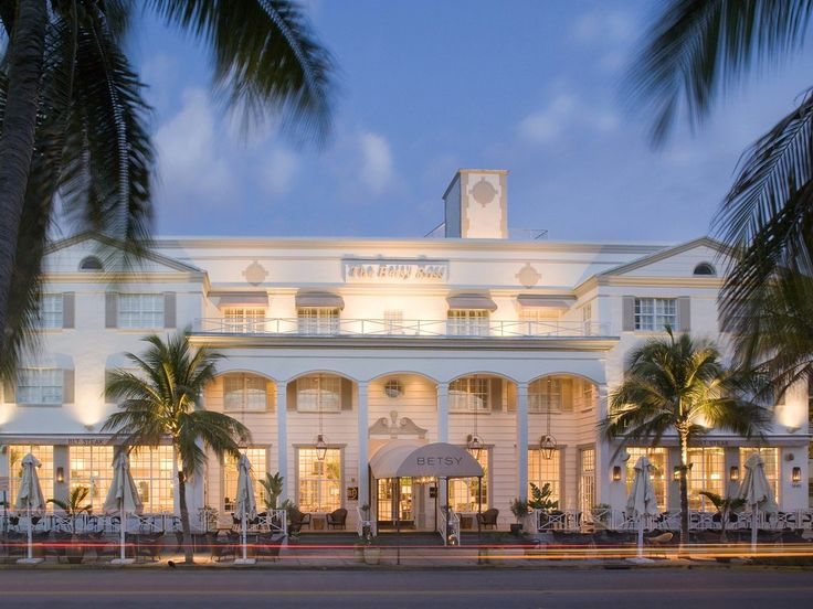 Why you love it: The stylish Betsy — South Beach has always been a good bet—it's the work of L. Murray Dixon, creator of many of South Beach's coolest and curviest Art Deco gems—but it's about to get even better. The Miami stalwart will soon reveal the results of a year-long renovation that'll nearly double the 61-room, Georgian-style hotel's sleeping space. There's also a 3,000-square-foot rooftop pool complex in the works that should bring The Betsy up to snuff in this sun-obsessed town.