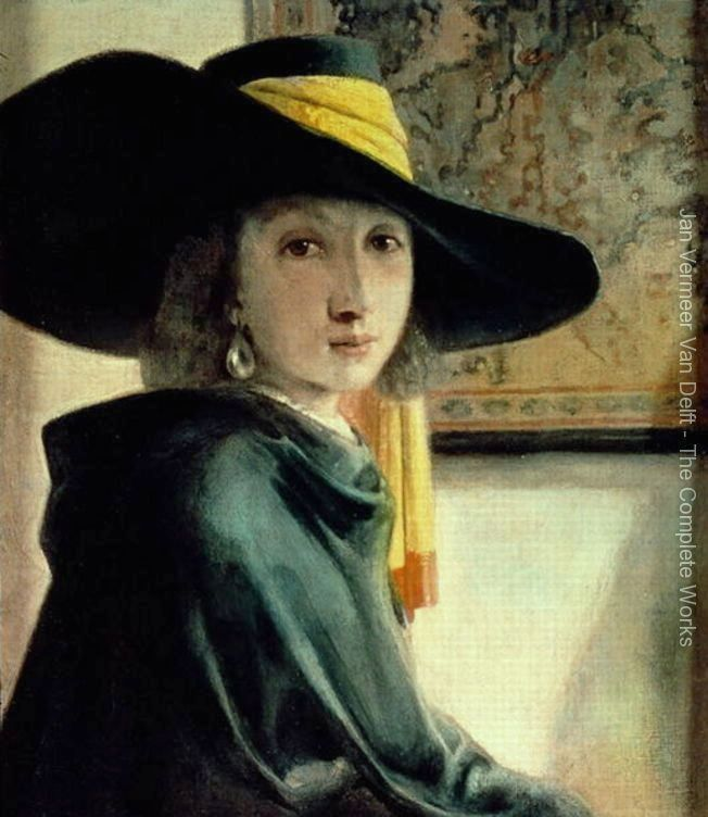 the life and works of johannes vermeer A renowned dutch artist during the golden age era, johannes vermeer made a name for himself from his famous works including the view of delft and little street.