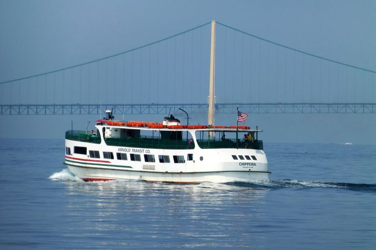 Arnold Mackinac Island Ferry Saint Ignace Mi