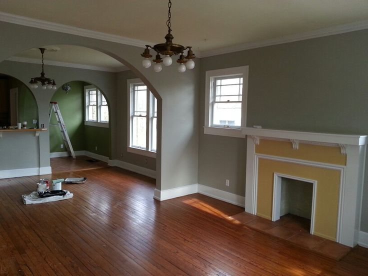 7 best Painting Work images on Pinterest Craftsman, Dining room - mindful gray living room