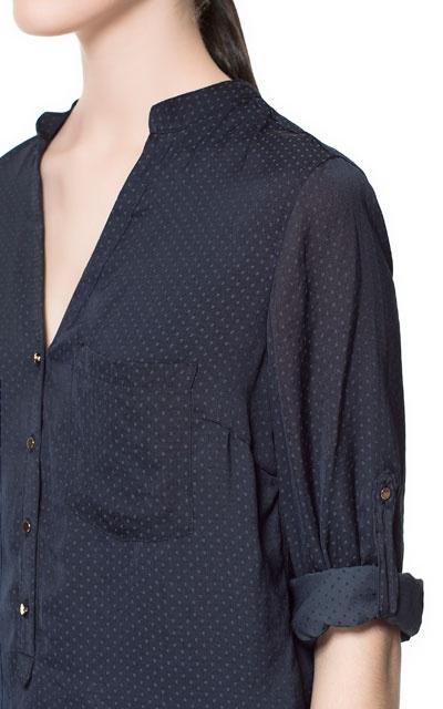 Camisas - Mujer - ZARA España