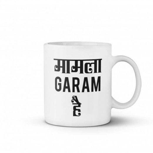Maamla Garam Hai - Coffee Mugs