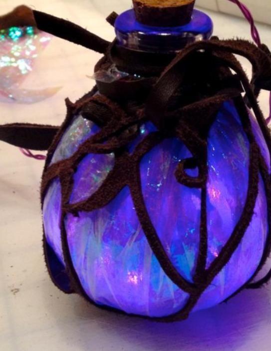 DIY Fairy Lanterns!!!!                                                                                                                                                                                 More