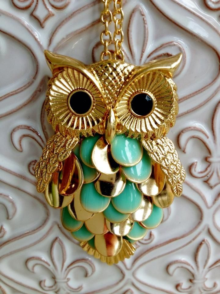 4966 best decorative owls images on Pinterest Jewelry Owl