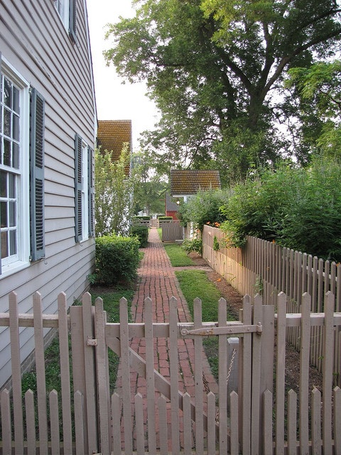 170 Best Colonial Gardens Images On Pinterest Colonial