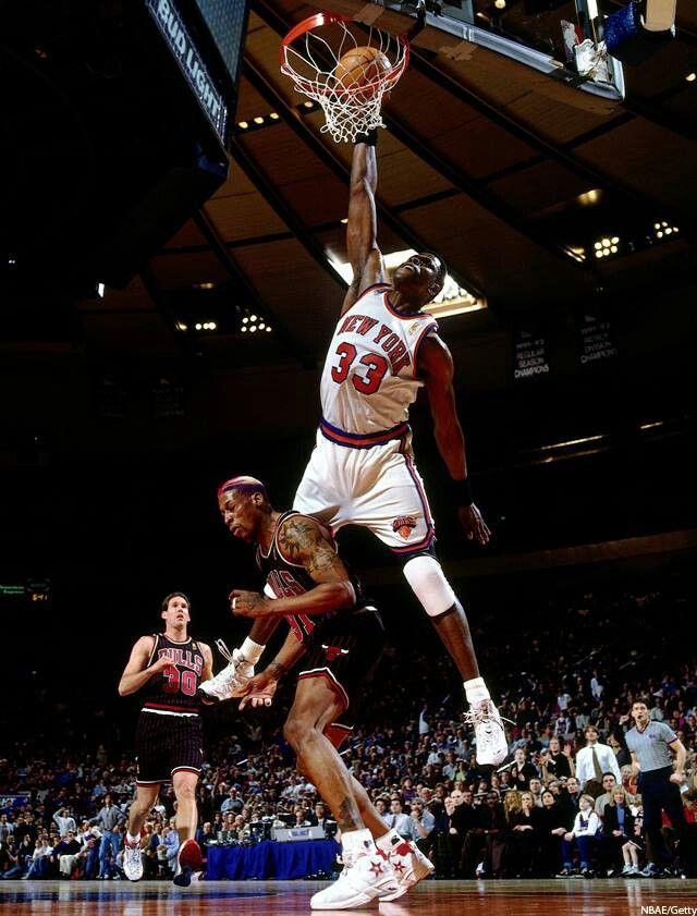 Patrick Ewing - New York Knicks, 1985–2000