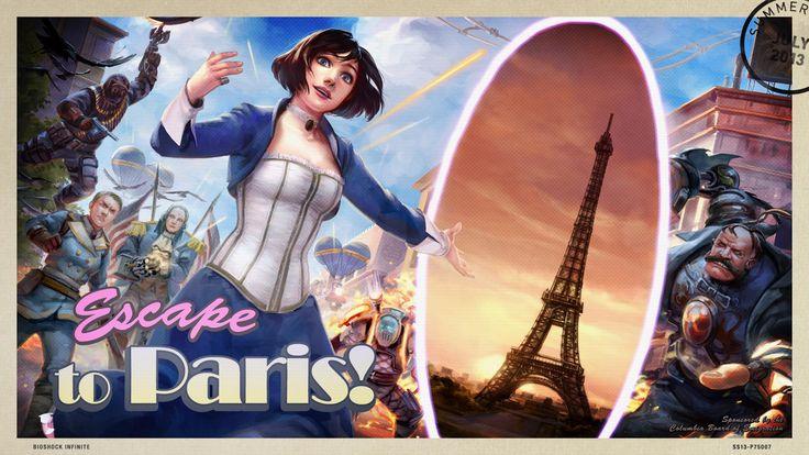 Steam Summer Getaway Sale: Bioshock Infinite.