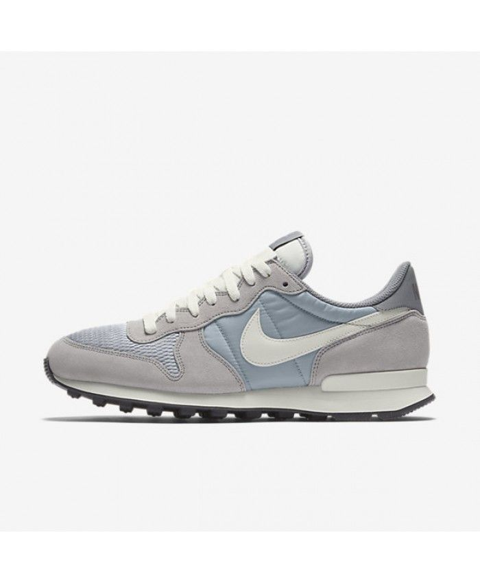 new arrival 1a0e2 e211d Internationalist Homme Gris Loup Voile Voile   Shoes   Sneakers nike, Nike  및 Nike internationalist