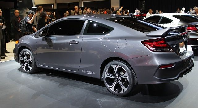 New Review Model Honda Civic Hybrid 2016 Release Side View Design