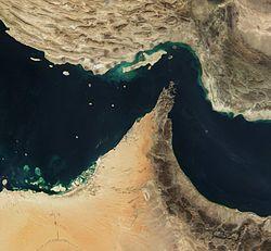 Strait of Hormuz - Wikipedia, the free encyclopedia