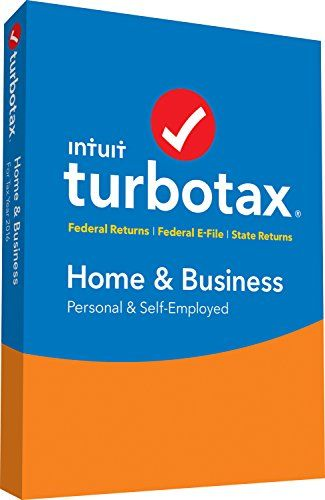 TurboTax Home & Business 2016 Tax Software Federal & State + Fed Efile PC/MAC Disc  [Amazon Exclusive] -  http://www.wahmmo.com/turbotax-home-business-2016-tax-software-federal-state-fed-efile-pcmac-disc-amazon-exclusive/ -  - WAHMMO