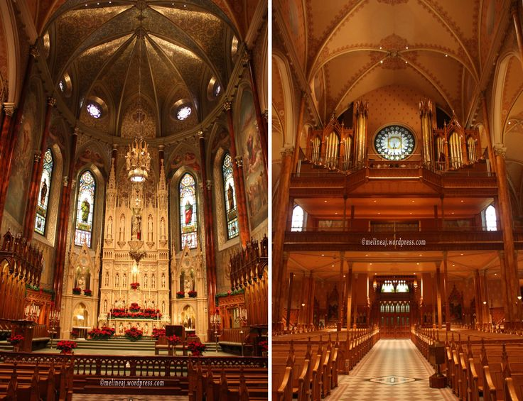St. Patrick's Basilica, Montreal, Canada