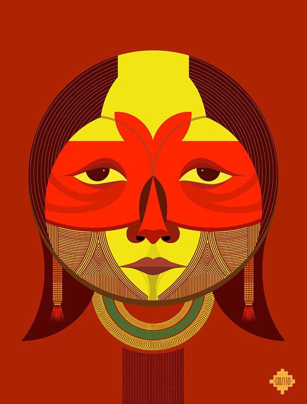 Pachamama. Ilustrando a los ancestros latinoamericanos