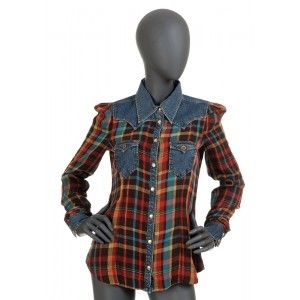 Miss Sixty - Checked shirt