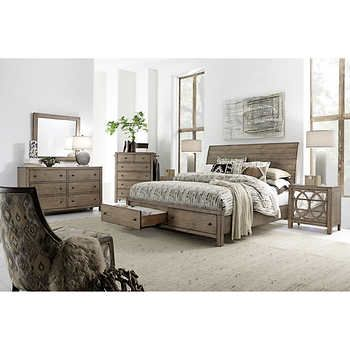 Rooms To Go Whitmore Collection Queen Size