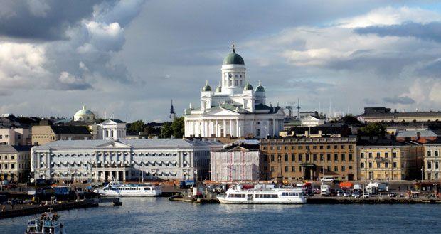 Helsinki on Suomen pääkaupunki | Helsinki is the capital of Finland