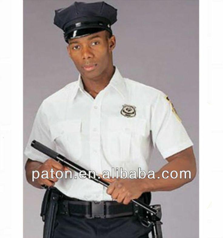 2014 handsome mens security uniforms $10~$25