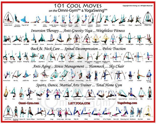 Pose Poster - OMNI GYM | Body-Mind Fitness Anywhere. Anytime. Anybody
