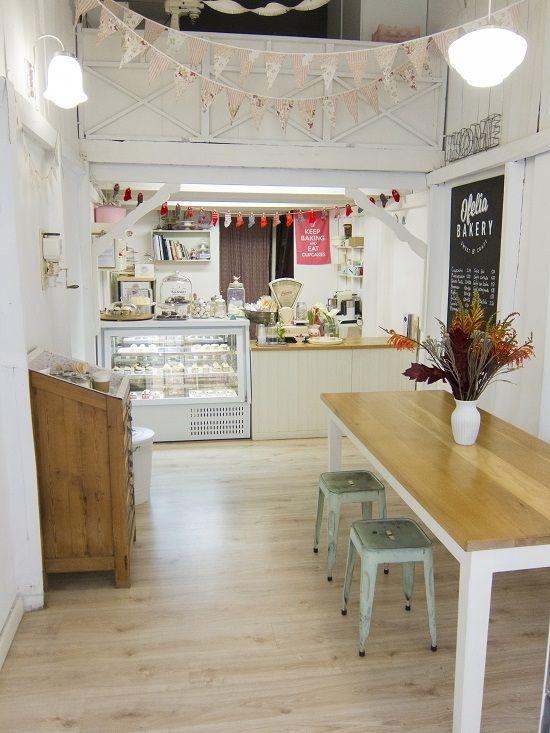 Ofelia Bakery, punto de venta de Kireei en Sevilla
