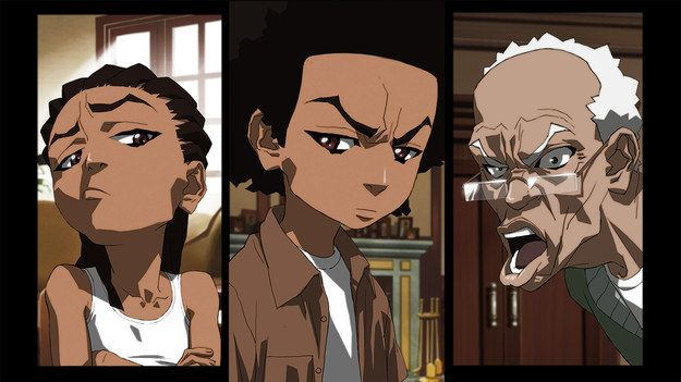 "The Boondocks is back. | 14 Life Lessons We Learned From ""The Boondocks"""