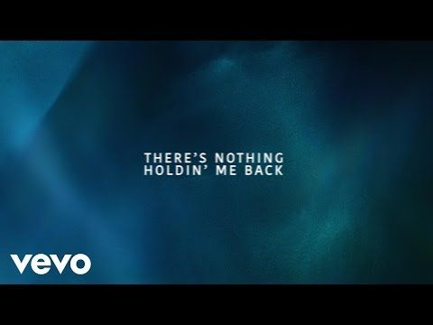 ♡ Pinterest :: Kayleepo ♡ Shawn Mendes - There's Nothing Holdin' Me Back (Lyric Video) - YouTube