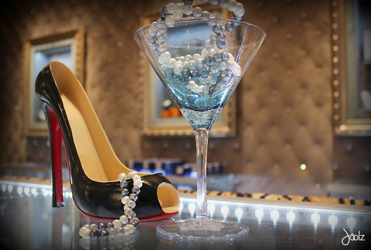 Fabulous Joolz at every price for Today's Fashionista! #joolz #martini #louboutin #jewelry #barabijoux